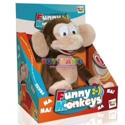 FUNNY MONKEYS - LA SCIMMIETTA CHE RIDE