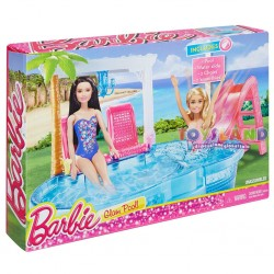 BARBIE PISCINA GLAM POOL (DGW22)