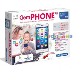 CLEMPHONE 7.0 (16601) by Clementoni e TIM