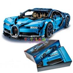 BUGATTI CHIRON LEGO TECHNIC (42083)