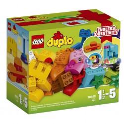 SCATOLA DEL COSTRUTTORE CREATIVO LEGO DUPLO (10853)