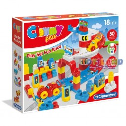 CLEMMY PLUS RACE PLAYSET
