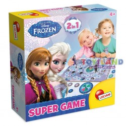 FROZEN SUPER GAME
