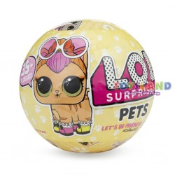 LOL SURPRISE PETS 7 (LLL02000)
