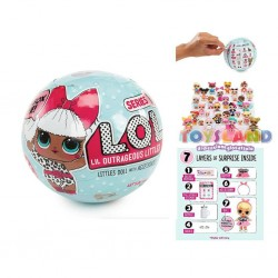 LOL Surprise Sfera con mini doll