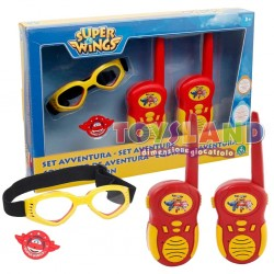 SUPER WINGS SET AVVENTURA BASE