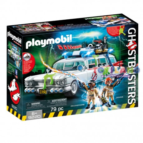 GHOSTBUSTERS ECTO-1 (9220)