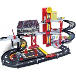 FERRARI RACING GARAGE - RACE AND PLAY (30197)