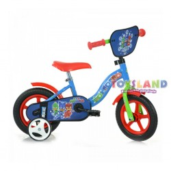 "Super Pigiamini Pj Masks Bicicletta Bambino 10"" (108LPJ)"