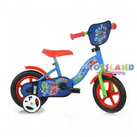 Super Pigiamini Pj Masks Bicicletta Bambino 10 108lpj