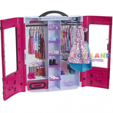 Guardaroba Di Barbie.Barbie Armadio Della Moda Dmt57 Dpp71