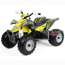 AUTO ELETTRICA 12V POLARIS OUTLAW CITRUS BOY (OR0090)