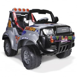 AUTO ELETTRICA JEEP 12V X-STORM BRAVO HIGH SPEED (6466)