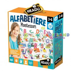 ALFABETIERE 3D MONTESSORI IT20362