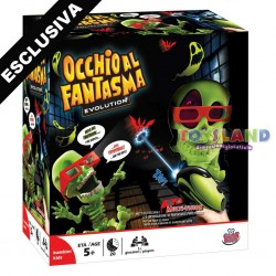 OCCHIO AL FANTASMA 3D EVOLUTION (GG01302)