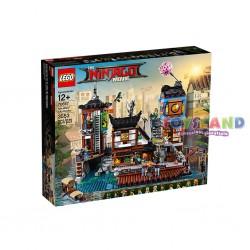 LEGO NINJAGO - PORTO DI NINJAGO CITY (70657)