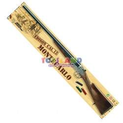 FUCILE GIOCATTOLO MONTECARLO CALIBRO 12 125 DB (38042)