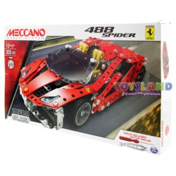 MECCANO FERRARI 488 GT SPIDER (6028974)