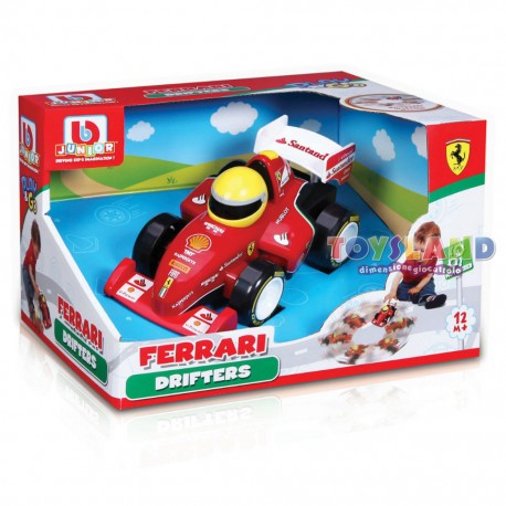 BB JUNIOR FERRARI F14 DRIFTER (815031)