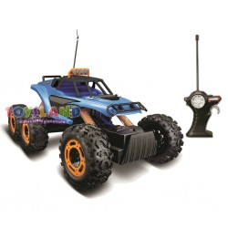 RC ROCK CRAWLER 6X6 27MHZ (831587)