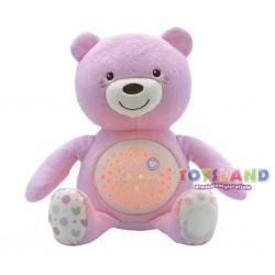 BABY BEAR PROIETTORE ROSA (80151)
