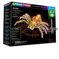 SPIDER 6 IN 1 L61015