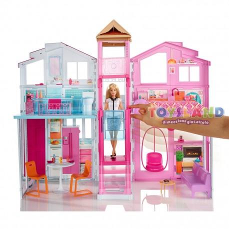 La Casa Di Malibu Di Barbie Toysland Dimensione Giocattolo