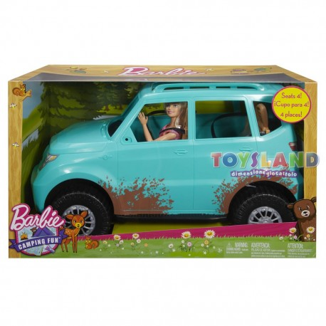 BARBIE CON SUV (FGC99)