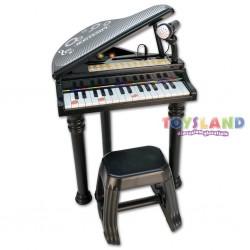 PIANO A CODA CON SGABELLO (3000-103000)