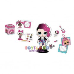 LOL SURPRISE MESSAGGI SEGRETI CON PLAYDOLL (69460)
