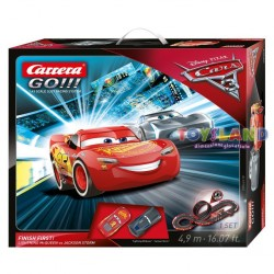 PISTA ELETTRICA CARS 3 FINISH START (20062418)