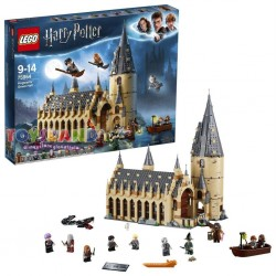 HARRY POTTER HOGWARTS GREAT HALL (75954)