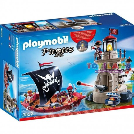 PLAYMOBIL SUPER SET PIRATI (9522)