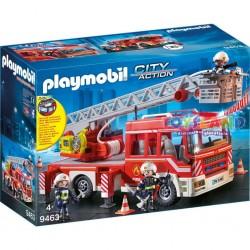 PLAYMOBIL AUTOSCALA DEI VIGILI DEL FUOCO (9463)