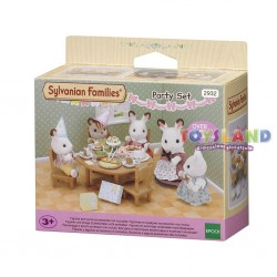 SYLVANIAN FAMILIES - SET PARTY IN CASA