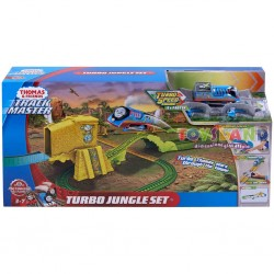 TRENINO THOMAS TURBO JUNGLE SET (FJK50)
