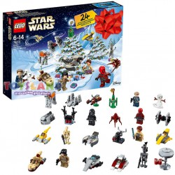 CALENDARIO AVVENTO LEGO STAR WARS (75213)