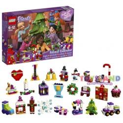 CALENDARIO DELL'AVVENTO LEGO FRIENDS (41353)