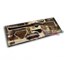 FUCILE E PISTOLA U.S. MARSHALL BOX KIT (62124)