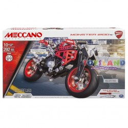 MECCANO DUCATI MONSTER 1200S (6027038)