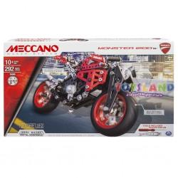 MECCANO DUCATI MONSTER 1200S (6027038)