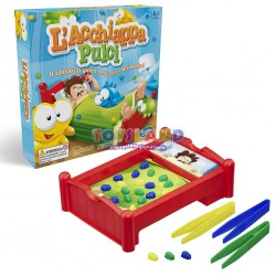 L'ACCHIAPPAPULCI BY HASBRO GAMING (E0884103)