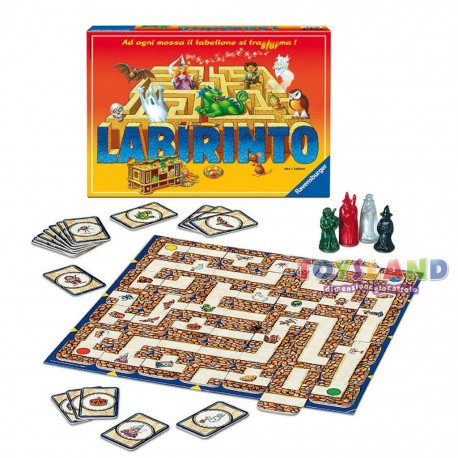 LABIRINTO MAGICO (26447)