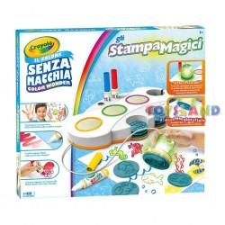 STAMPA MAGICI DISEGNO E COLORI (0271)