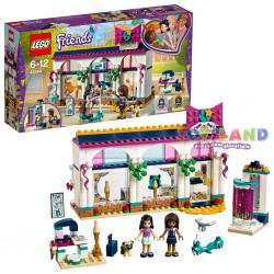 LEGO FRIENDS NEGOZIO DI ACCESSORI ANDREA (41344)