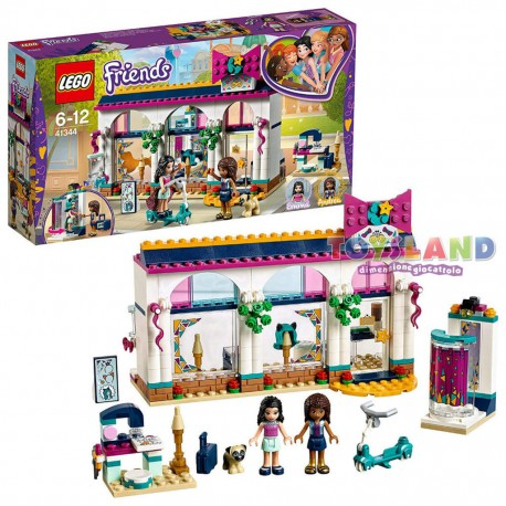 LEGO FRIENDS NEGOZIO DI ACCESSORI ANDREA (41344)