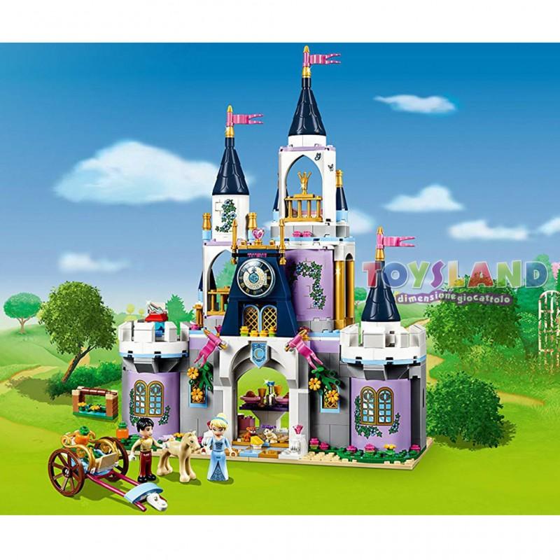 Lego Disney Princess Il Castello Dei Sogni Di Cenerentola Per
