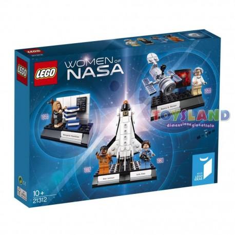 LEGO IDEAS - LE DONNE DELLA NASA (21312)