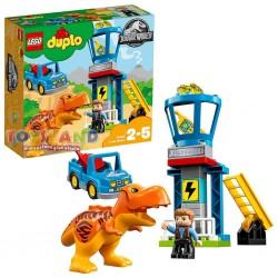 LEGO DUPLO - LA TORRE DEL T-REX (10880)