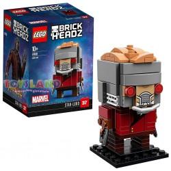 LEGO BRICKHEADZ GUARDIANI DELLA GALASSIA STAR LORD (41606)